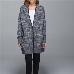 Lululemon Cardi All Day Oversized Cardigan